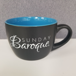 Sunday Baroque Mug