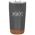 NPR Stainless Steel Thermal Tumbler