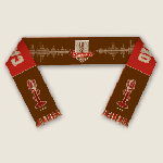 CapRadio Team Scarf
