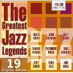 Greatest Jazz Legends 10-CD Set