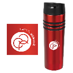 CapRadio Proud Member Travel Mug