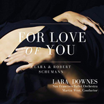 For Love of You - Lara Downes CD